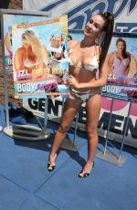 HAYLEY BRAY Hosts Party at Sapphire Pool and Dayclub in Las Vegas 05/31/2021