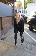 HEATHER ALTMAN Out for Dinner in Hollywood 06/21/2021