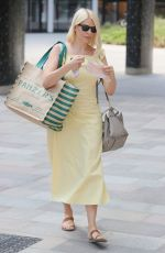 HOLLY WILLOGHBY Out and About in London 06/16/2021