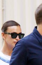 IRINA SHAYK and Bradley Cooper Out in New York 06/17/2021