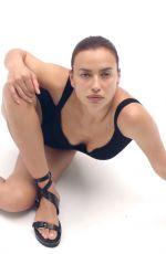 IRINA SHAYK for Tamara Mellon Collection, June 2021