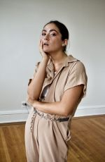 ISABELLE FUHRMAN for The Bare Magazine, June 2021