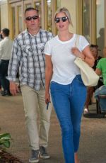 IVANKA TRUMP Out at Bal Harbour Mall in Miami 06/09/2021