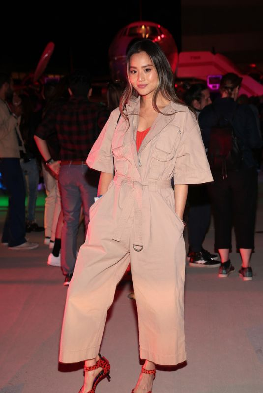 JAMIE CHUNG at Diesel Celebrates Summer in the City at TWA Hotel in New York 06/24/2021