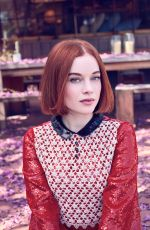 JANE LEVY for Glamour Magazine, June 2021 Issue