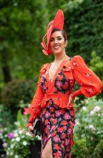 JANETTE MANRARA at Royal Ascot Day 06/17/2021