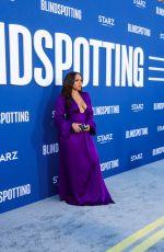 JASMINE CEPHAS JONES at Blindspotting Premiere in Hollywood 06/13/2021
