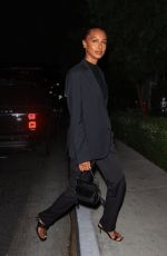 JASMINE TOOKES at San Vicente Bungalows in West Hollywood 06/18/2021