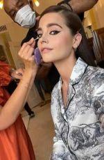 JENNA LOUISE COLEMAN for Vogue Magazine, UK June 2021