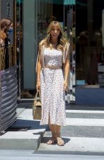 JENNIFER FLANVIN Out in Beverly Hills 06/10/2021