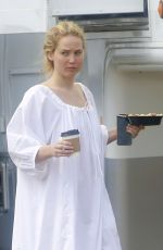 JENNIFER LAWRENCE on the Set of Red, White and Water in New Orleans 06/10/2021