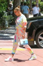 JENNIFER LOPEZ Out and About in Miami 06/09/2021
