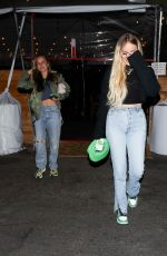 JENNIFER MEYER and MAEVE REILLY Night Out in Beverly Hills 06/10/2021