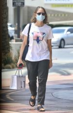 JODIE FOSTER Out and About in Los Angeles 06/15/2021