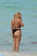 JOJO ZARUR in Bikini at a Beach in Miami 06/23/2021