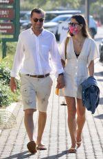JORDANA BREWSTER and Mason Morfit Out in Malibu 06/14/2021