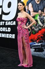 JORDANA BREWSTER at Premiere of F9 in Los Angeles 06/18/2021