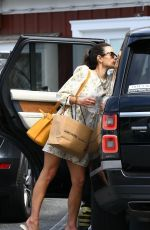 JORDANA BREWSTER Out for Lunch in Brentwood 06/28/2021