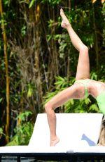 JOY CORRIGAN in Bikini at a Photoshoot in Los Angeles 06/28/2021