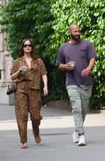 KACEY MUSGRAVES Out in Manhattan's Downtown district 06/18/2021