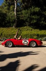 KARI RILEY for Maserati 2021 Campaign
