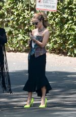 KATE BECKINSALE Out in Los Angeles 06/20/2021