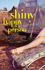 KATE HUDSON in Instyle Magazine, March 2021