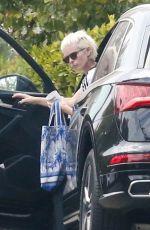 KATE MARA Arrives at Her Home in Los Feliz 06/18/2021