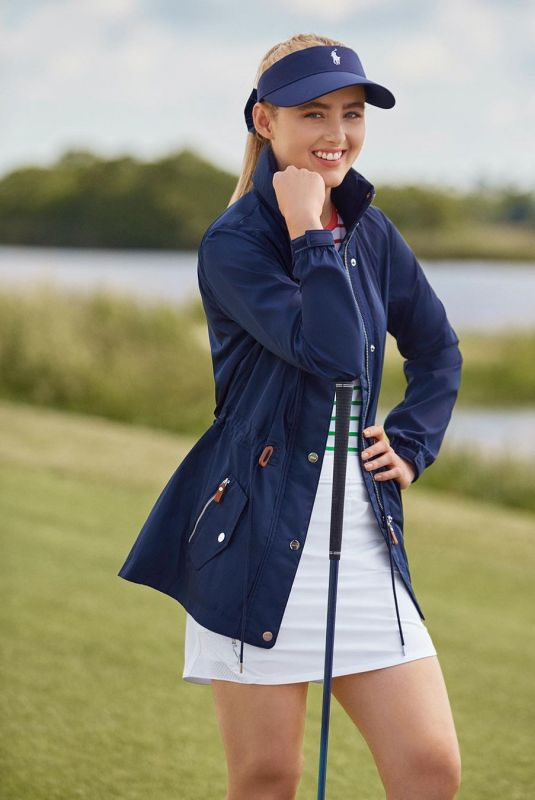 KATHRYN NEWTON for Polo Ralph Lauren x Golf Women's Summer 2021 Collection