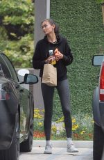 KELLY GALE Out for Juice in Los Angeles 05/31/2021