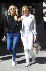 KELLY RUTHERFORD Out with Her Mom in Beverly Hills 06/08/2021