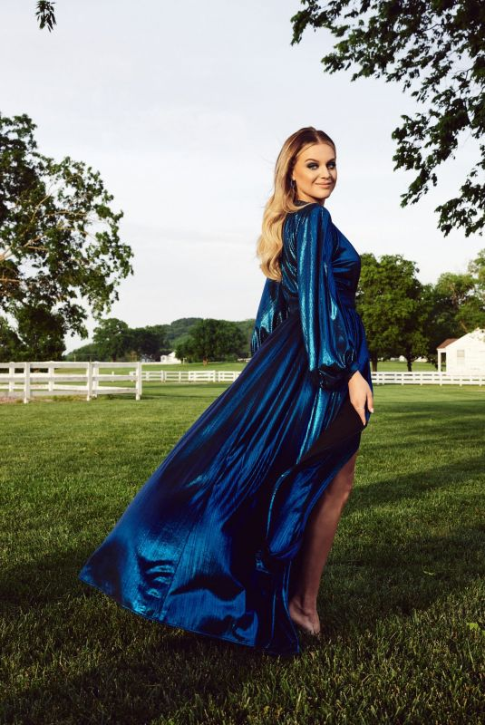 KELSEA BALLERINI - 2021 CMT Music Awards Photoshoot 06/09/2021