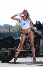 KHLOE TERAE at Photoshoot for a Maxim Pictorial 06/03/2021