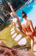 KIRA KOSARIN in Bikini - Instagram Photos and Video 06/06/2021
