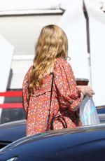 KIRSTEN DUNST Out and About in Los Angeles 06/24/2021