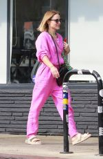 KRISTEN BELL at a Gym Session in Los Angeles 06/28/2021