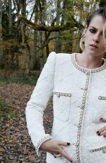 KRISTEN STEWART for Chanel Pre-fall 2021 Metiers D