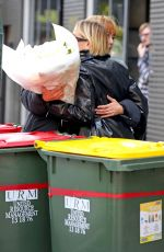 LARA BINGLE Grabs Lunch with Friends to Celebrates Her 34th birthday in Sydney 06/22/2021