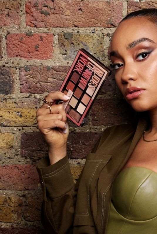 LEIGH-ANNE PINNOCK for Maybelline, 2021