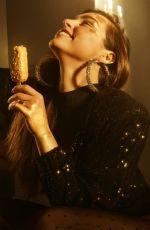 LILI PAUL-RONCALLI for Magnum Double Gold Caramel Billionaire, June 2021
