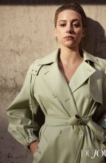 LILI REINHART for Dujour Magazine, Summer 2021