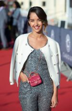 LYNA KHOUDRI at 35th Cabourg Film Festival 06/11/2021