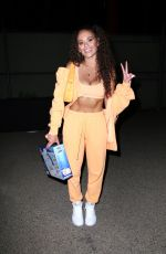 MADISON PETTIS at Space Jam Premiere at Six Flags Magic Mountain in Valencia 06/29/2021