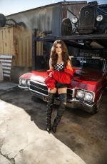 MADISYN SHIPMAN at Flying Solo Photoshoot, March 2021