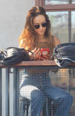 MAGGIE W Out for Lunch in Hollywood 06/21/2021