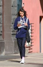 MARGARET QUALLEY for the First Time Since Split with Shia LaBeouf Out in New York 05/31/2021