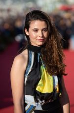 MARILOU AUSSILLOUX at 35th Cabourg Film Festival Closing Ceremony 06/12/2021