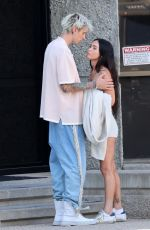 MEGAN FOX and Machine Gun Kelly Out in Los Angeles 06/01/2021