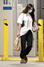 MEGAN FOX Shopping at Whole Foods in Los Angeles 06/05/2021