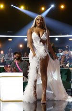 MEGAN THEE STALLION at 2021 BET Awards in Los Angeles 06/27/2021